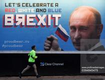 Brexit si Putin