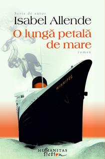 O lunga petala de mare, de Isabel Allende