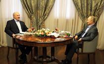 Lukashenko si Putin
