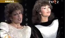 Corina Chiriac si Angela Similea (arhiva)