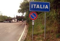 Granița Slovenia-Italia / Profimedia Images