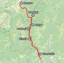 Autostrada A3 Comarnic - Brasov (Rasnov)