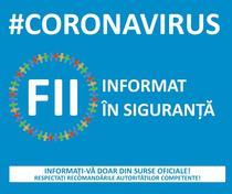 CORONAVIRUS INFORMATII