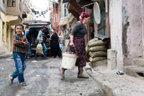 Refugiați sirieni în Turcia