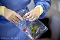 Coronavirus Romania, prelevare probe