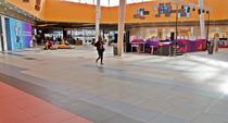 Mall aproape gol