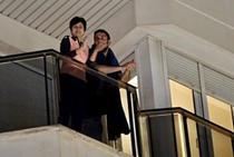 Spania, aplauze de la balcoane pentru medici