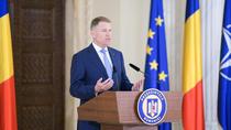 Klaus Iohannis a decretat starea de urgenta