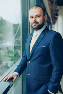 Cristian Popa - membru CA la BNR