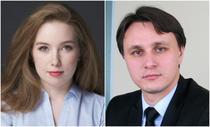 Sonia Voinescu, Lucian Bozian