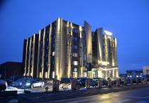 Hotelul detinut de Stefan Mandachi in Suceava