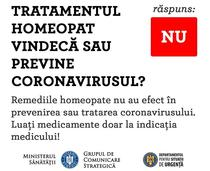Tratament homeopat