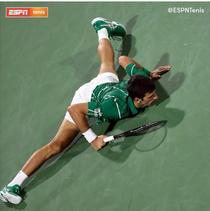 Novak Djokovic si mobilitatea