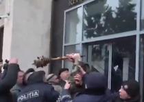 Atac cu buzduganul la guvernul R. Moldova