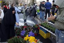 Iranul sarbatoreste anul nou in ciuda coronavirusului