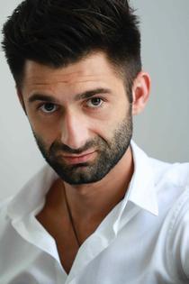 Actorul Paul Ipate