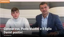 Paolo si Daniel Maldini