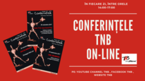 Conferintele TNB transmise online