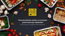 GOOD-FOOD - Abonamentul sanatos si economic