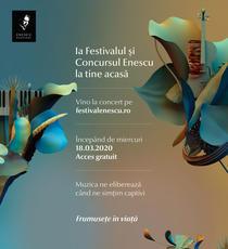Festivalul și Concursul Enescu Online