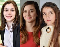 Andreea Bîră, Cristina Iacobescu, Silvia Axinescu