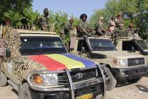 Soldati din Ciad