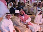 Prințul Muhammad Bin Salman din Arabia Saudită