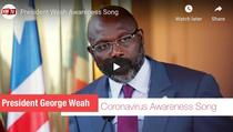 George Weah, presedintele Liberiei