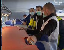 TGV sanitar