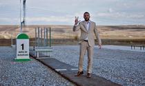 Stefan Mandachi vinde metru de autostrada. 10 euro pe centimetru