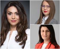 Daniela Dinu, Livia Teodoru, Ana Maria Staicu