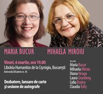 Mihaela Miroiu și Maria Bucur