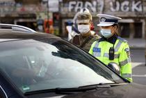 Politia controale coronavirus