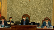 Ședință Senat