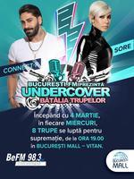 Afis Undercover-Batalia trupelor