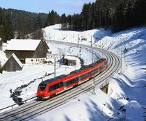 Tren local din Germania