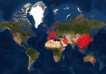 Epidemia de coronavirus pe glob