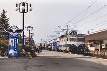 Tren in Gara Brasov