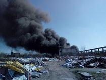 Poluare fum Bucuresti