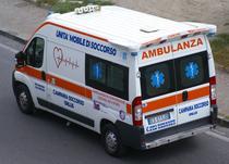 Ambulanta din Italia