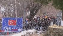 Migranti la granita Grecia-Turcia