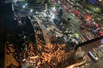 Hotel-carantină prăbușit în China