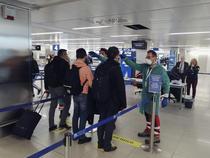 Coronavirus masuri aeroport