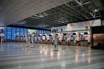 Aeroportul Milano, gol din cauza coronavirus