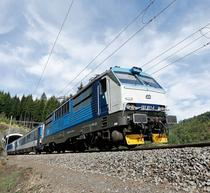 Tren din Cehia