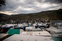 tabara de refugiati Moria