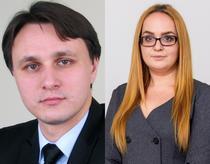 Lucian Bozian, Andreea Toncu