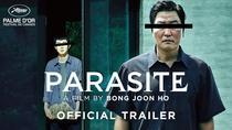 Parasite, afisul filmului