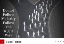 Black Topics