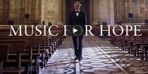 Andrea Bocelli, Music For Hope